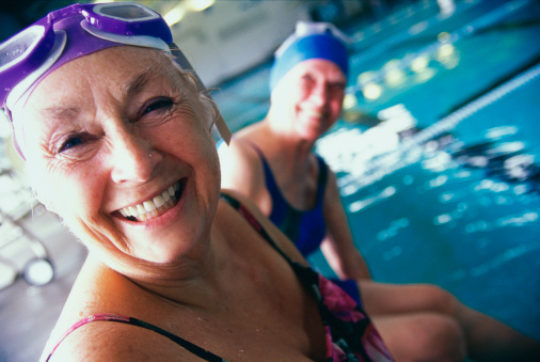 Exercise Can Help the Body Age Better