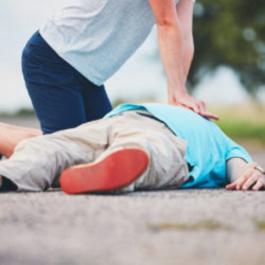 Saving Lives With CPR