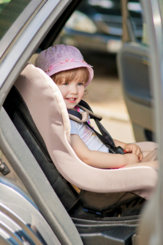 What Types of Car Seats Are Available?