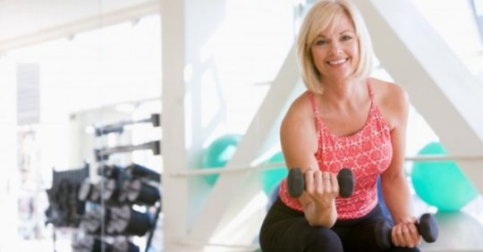 Women: Slim Down and Build Bone with Strength Training