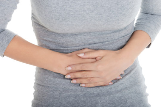 Eating Well Helps Settle Women's Digestive Issues