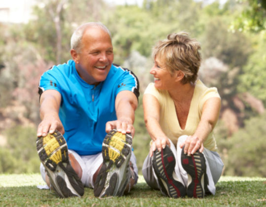 Staying Healthy in Your Golden Years: Nutrition, Exercise and Safety