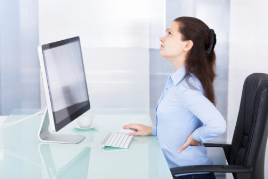 Posture for a Healthy Back