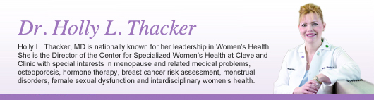 Dr. Holly L. Thacker
