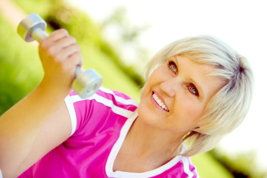 Exercise as Treatment for Arthritis