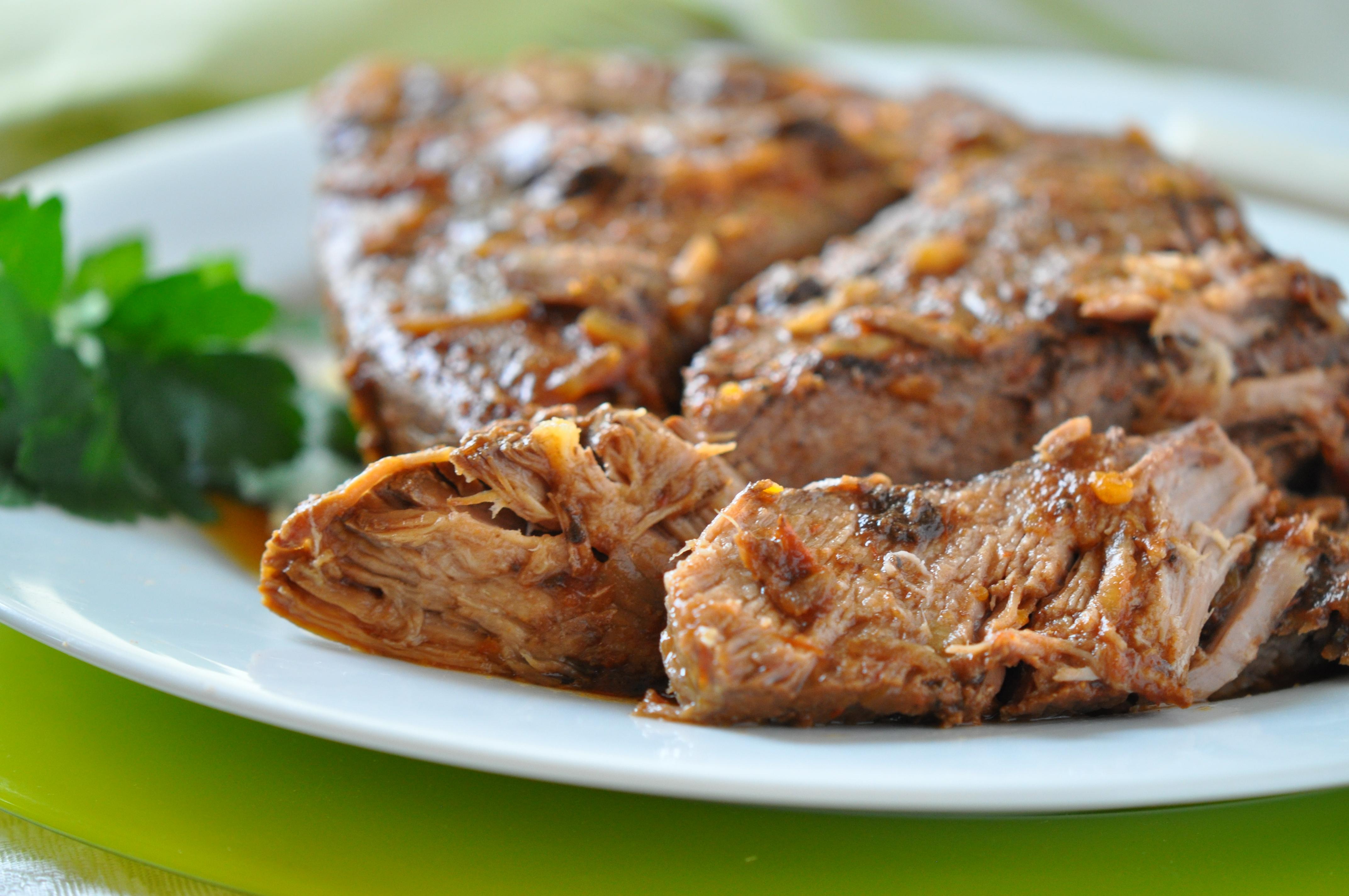 Beef Brisket/Beef Sliders - Speaking of Women's Health
