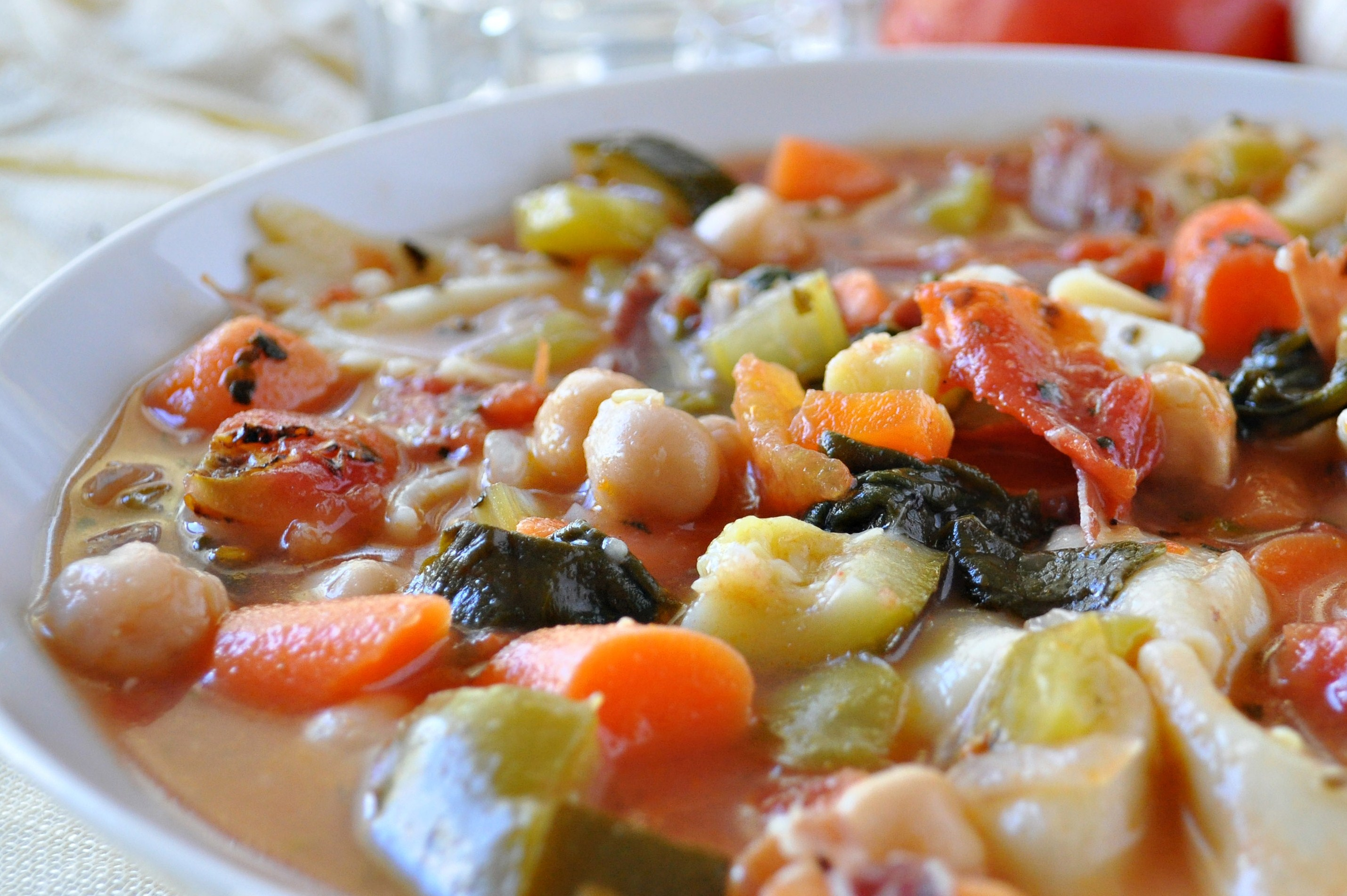 Italian Vegetable Soup Speaking Of Womens Health - Italian vegetable soup