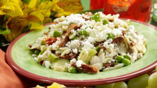 Chicken Orzo Salad