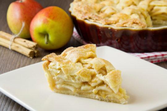 Almost Like Mom's Apple Pie