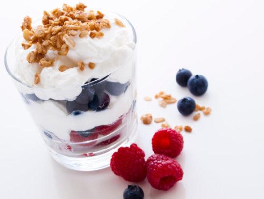 Yogurt Parfait