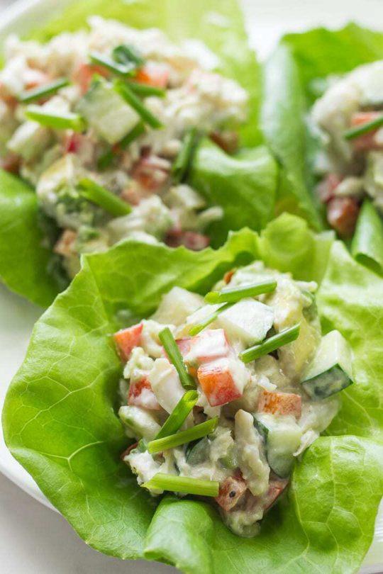 Delicious Crab Salad
