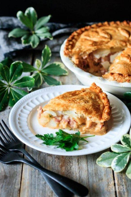 Noni's Potato Pie