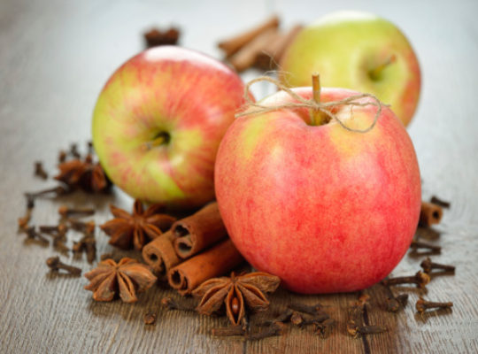 Cinnamon Apple Saute