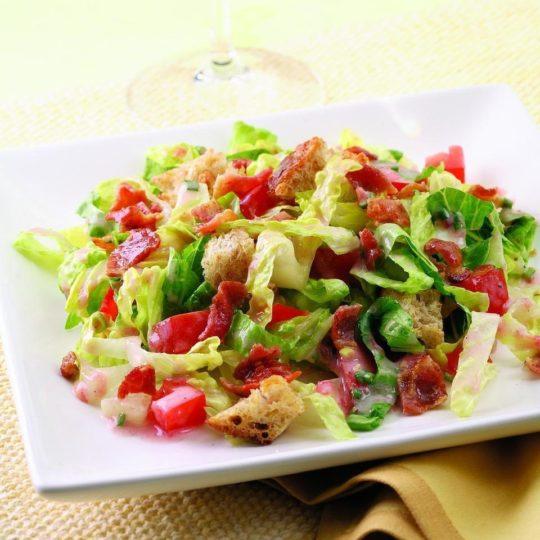Gourmet BLT Salad