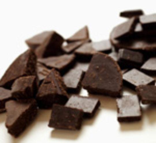 Dark Chocolate and Cherry Brownies
