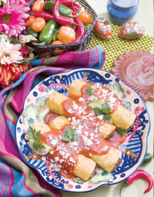 Enchiladas Raquel