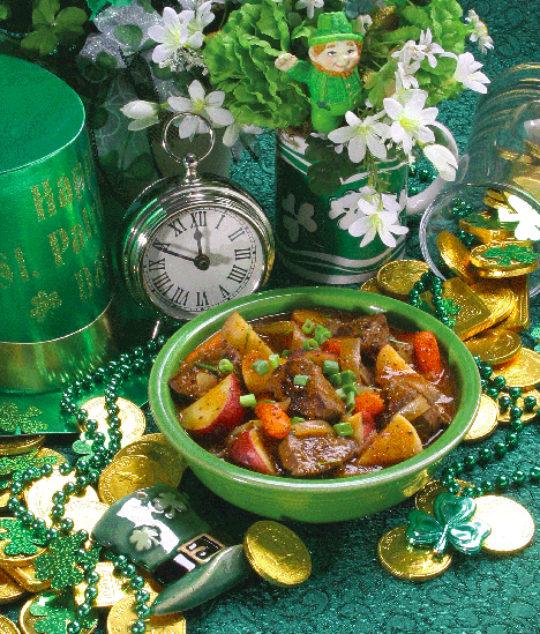 Irish Stout Stew