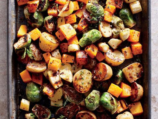 Marsala Winter Vegetables