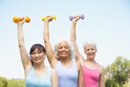 Healthy Tips: Slim Down with Strength Training