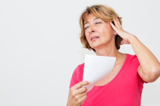 Menopause and Hot Flashes