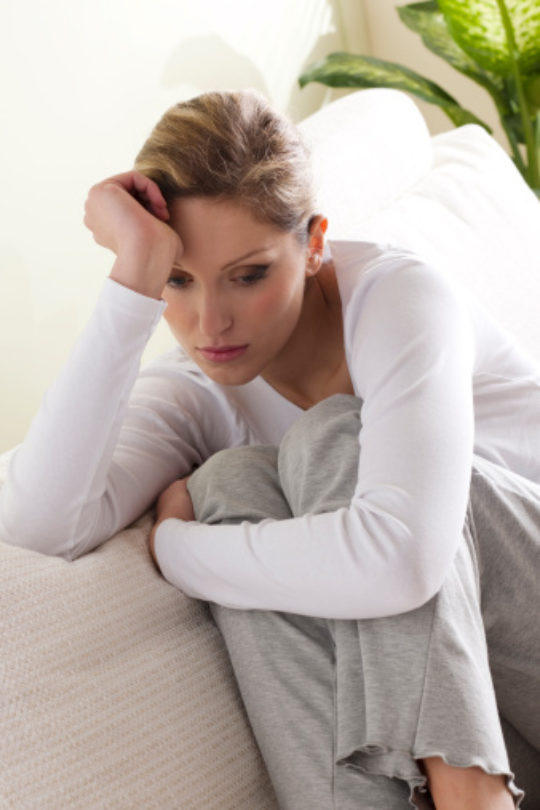 Emotional Changes and Mood Swings Could be Linked to Menopause
