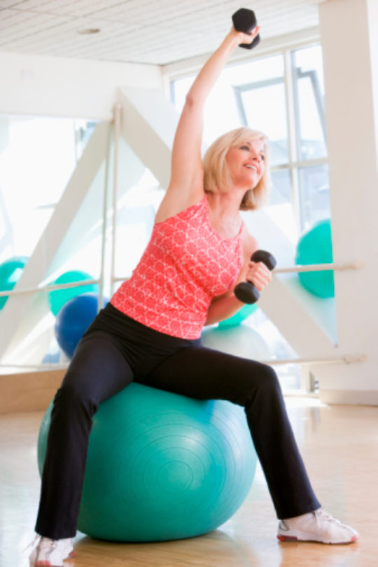 Pump Up Your Bones: Staying Strong to Prevent Osteoporosis