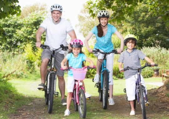Bicycle Helmet Safety Tips